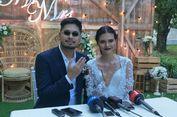 Air Mata Haru Mewarnai Pernikahan Petra Sihombing dan Firrina Sinatrya