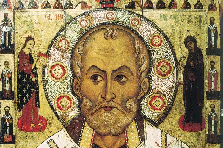 Santo Nikolas