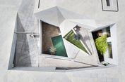 Lindungi Privasi, Desain Rumah Berbentuk Origami