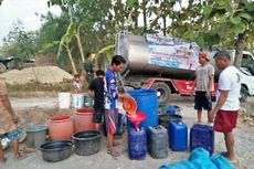 Tahun 2040 Jawa Kehabisan Air, Ratusan Juta Penduduk Terancam