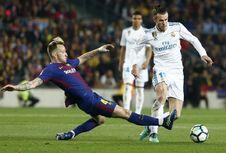 Hasil Liga Spanyol, Atletico Madrid Kalah, Real Madrid Menguntit