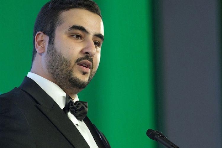 Pangeran Khalid bin Salman, adik Putra Mahkota Arab Saudi Mohammed bin Salman sekaligus Duta Besar Saudi untuk Amerika Serikat.
