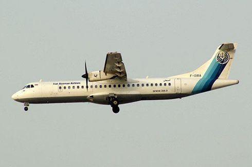 Pesawat Iran Tabrak Gunung, Seluruh Penumpang dan Kru Tewas