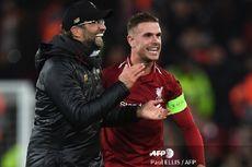 Luapan Kebahagiaan Klopp Setelah Liverpool ke 16 Besar Liga Champions
