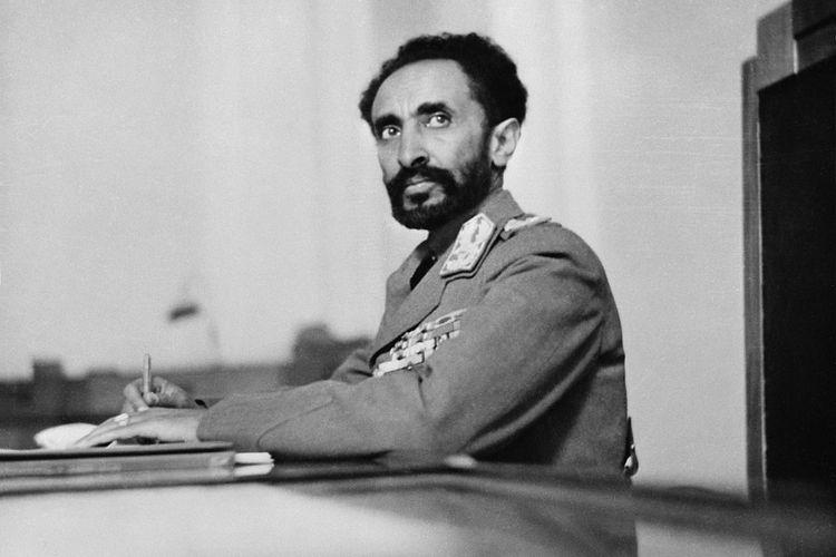 Biografi Tokoh Dunia: Haile Selassie,