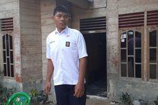 Ini Dia Remaja 16 Tahun Bertinggi 2,6 Meter, Kusen Pintu Terpaksa Dibongkar