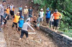Jembatan Ambruk Timbun Warga di Bali, 1 Orang Tewas, 1 Belum Ditemukan