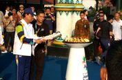 Gubernur DIY Lepas Kirab Obor Asian Games 2018 dari Keraton Yogyakarta