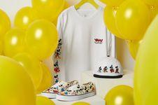 90 Tahun Mickey Mouse di Sneakers Vans