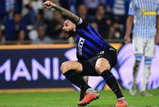 Hasil SPAL Vs Inter Milan, Icardi Bawa Nerazzurri Raih Kemenangan