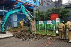 Lahannya Dibongkar untuk MRT, Gerai McDonald's Fatmawati Tetap Buka
