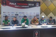 Bonek Diminta Sukseskan Piala Presiden 2018 di Surabaya