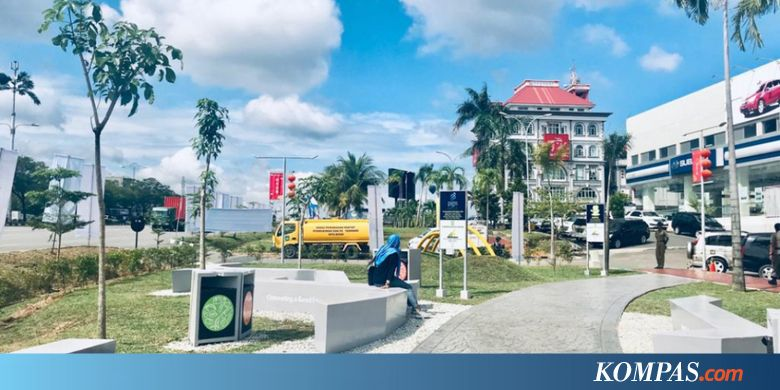PGAS Taman Tuah Melayu, Wahana Mempercantik Kota Batam - Kompas.com
