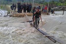 Bagian Atas Gunung Cyclop Papua Longsor, Warga Diminta Lebih Waspada