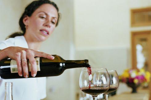 Waspadai, Efek Negatif Anggur Merah