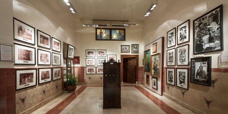 Salah satu bagian ruangan di museum House of Sampoerna (HoS)