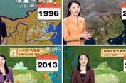 Wajah Presenter Wanita Ini Tidak Berubah Selama 22 Tahun