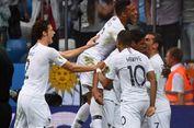 Kalahkan Uruguay, Perancis Tim Pertama di Semifinal Piala Dunia 2018