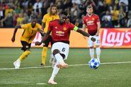 Hasil Young Boys Vs Manchester United, Pogba Jadi Bintang Tim Tamu