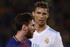 Begini Pernyataan Messi kepada Wasit Saat Jeda
