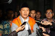 Bupati Lampung Tengah Jalani Pemeriksaan Pasca Ditangkap KPK