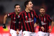 Hasil Liga Italia, Kemenangan Pertama AC Milan di Bawah Gattuso