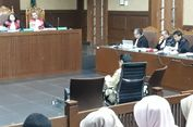 Setya Novanto Menangis Saat Sidang Pemeriksaan Terdakwa