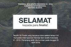 Nantikan Pengumuman Pemenang Triennial Seni Grafis VI Bentara Budaya