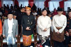 Survei LSI: 2 Bulan Kampanye, Elektabilitas Jokowi-Ma'ruf 53,2 Persen, Prabowo-Sandiaga 31,2 Persen