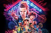 'Stranger Things 3' Pecahkan Rekor Netflix
