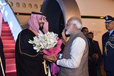 PM India Langgar Protokol saat Sambut Kedatangan Putra Mahkota Saudi