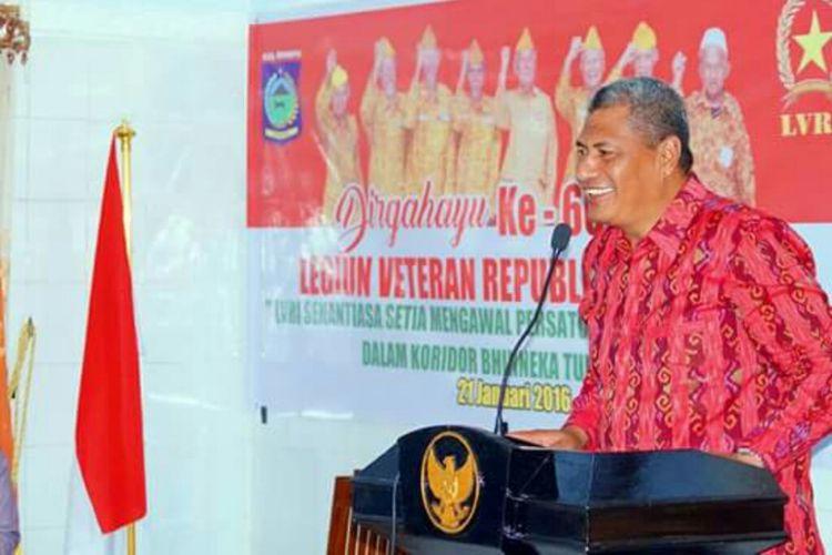 Bupati Dompu, H Bambang M Yasin.