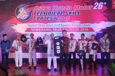 Pemenang Astra Honda MotorTechnical Skill Contest 2019