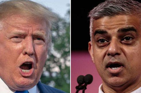 Presiden Trump: London Butuh Wali Kota Baru