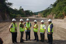 Jokowi Resmikan Pembangunan Jalan Tol Padang-Pekanbaru, Tol Pertama di Sumbar