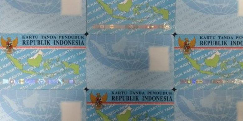 Temuan Tim Kompas, Blangko E-KTP Asli Dijual di Pasar Pramuka hingga Tokopedia