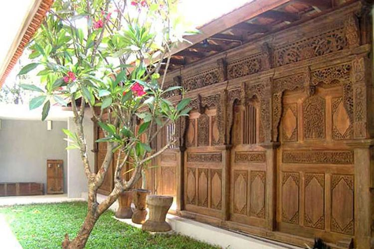 Nuansa rustic dari kayu ekspos Urban ? Kampoeng House karya Imago Design Studio