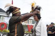 Sri Mulyani Diberi Gelar Putri Papua dari Suku Saireri