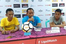 Persiapan Persegres Mepet, Persigo Semeru FC Tetap Waspada