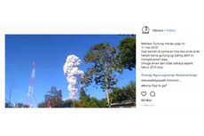 Gunung Merapi Meletus, Bandara Adisutjipto Ditutup Sementara