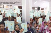 Jokowi Harus Pastikan Jutaan Sertifikat Tanah Tidak Disalahgunakan