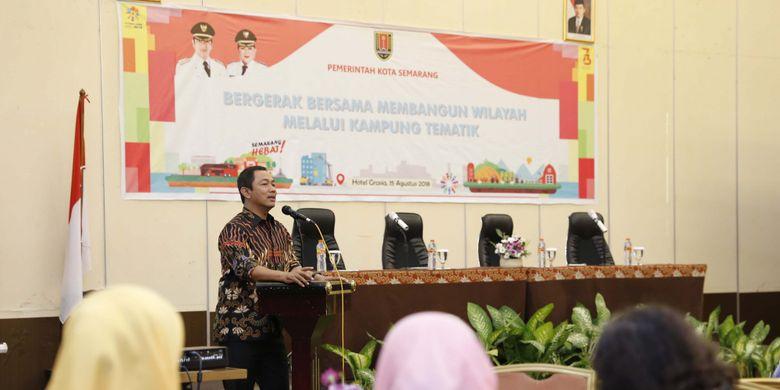 Lewat Sinergitas, Kota Semarang Perbanyak Pembangunan Kampung Tematik