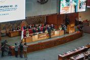 Tanpa Ada Interupsi, DPR Sahkan UU Antiterorisme