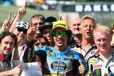Di Balik Sikap Selalu Santai Pebalap Moto2 Franco Morbidelli