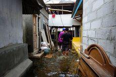 Belum Rampungnya Saluran Air Jadi Penyebab Banjir Rob di Muara Angke