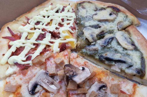 Vegetarian Pizza, Tertarik Coba?
