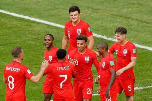 Ada Andil Guardiola terhadap Kesuksesan Inggris di Piala Dunia 2018