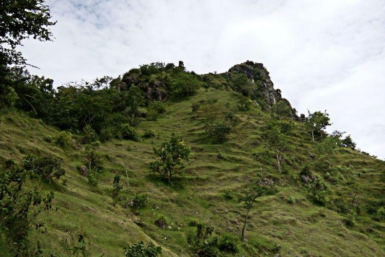 View Bukit Gunung Cumbri