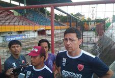 Darije Keluhkan PSM Bermain di Luar Makassar dalam Ajang AFC Cup