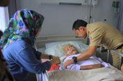 Wali Kota Bogor Jenguk Petugas KPPS, Satu di Antaranya Pingsan akibat Pendarahan di Otak
